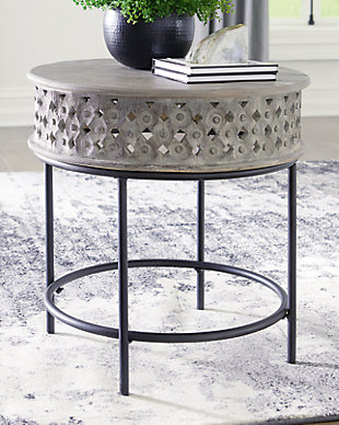 Rastella End Table, , rollover