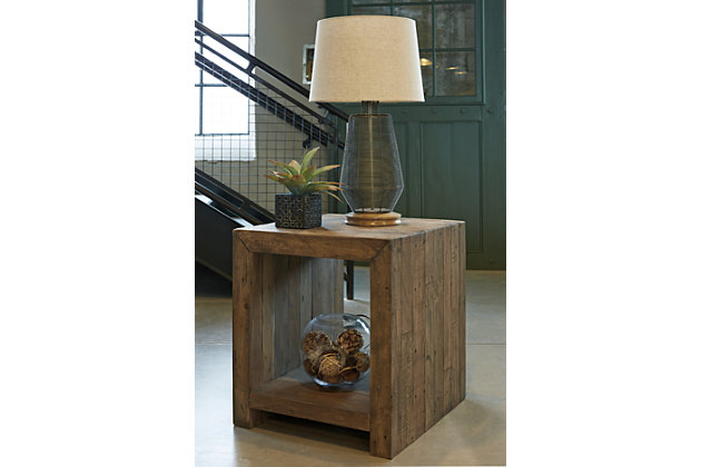Sommerford End Table, , large