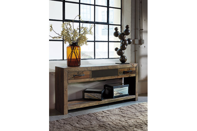 Sommerford Sofa/Console Table, , large