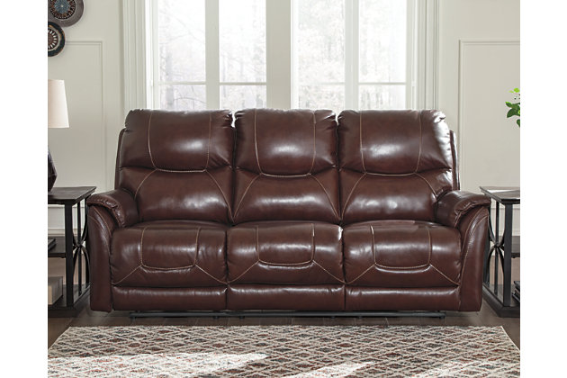 Dellington Power Reclining Sofa, , large