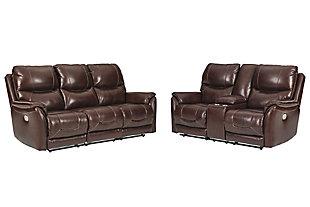 Dellington Sofa and Loveseat, , large