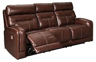 Sessom Power Reclining Sofa, , large