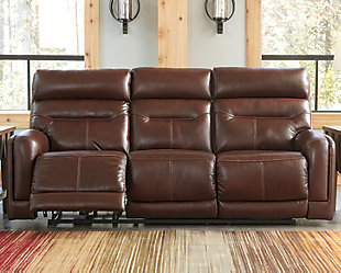 Sessom Power Reclining Sofa, , rollover