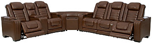 Backtrack 3-Piece Power Reclining Sectional, , large