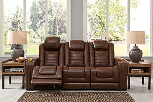 Backtrack Power Reclining Sofa, , large