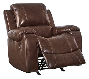 Rackingburg Recliner, Mahogany, large