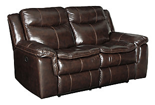 Lockesburg Reclining Loveseat, , large