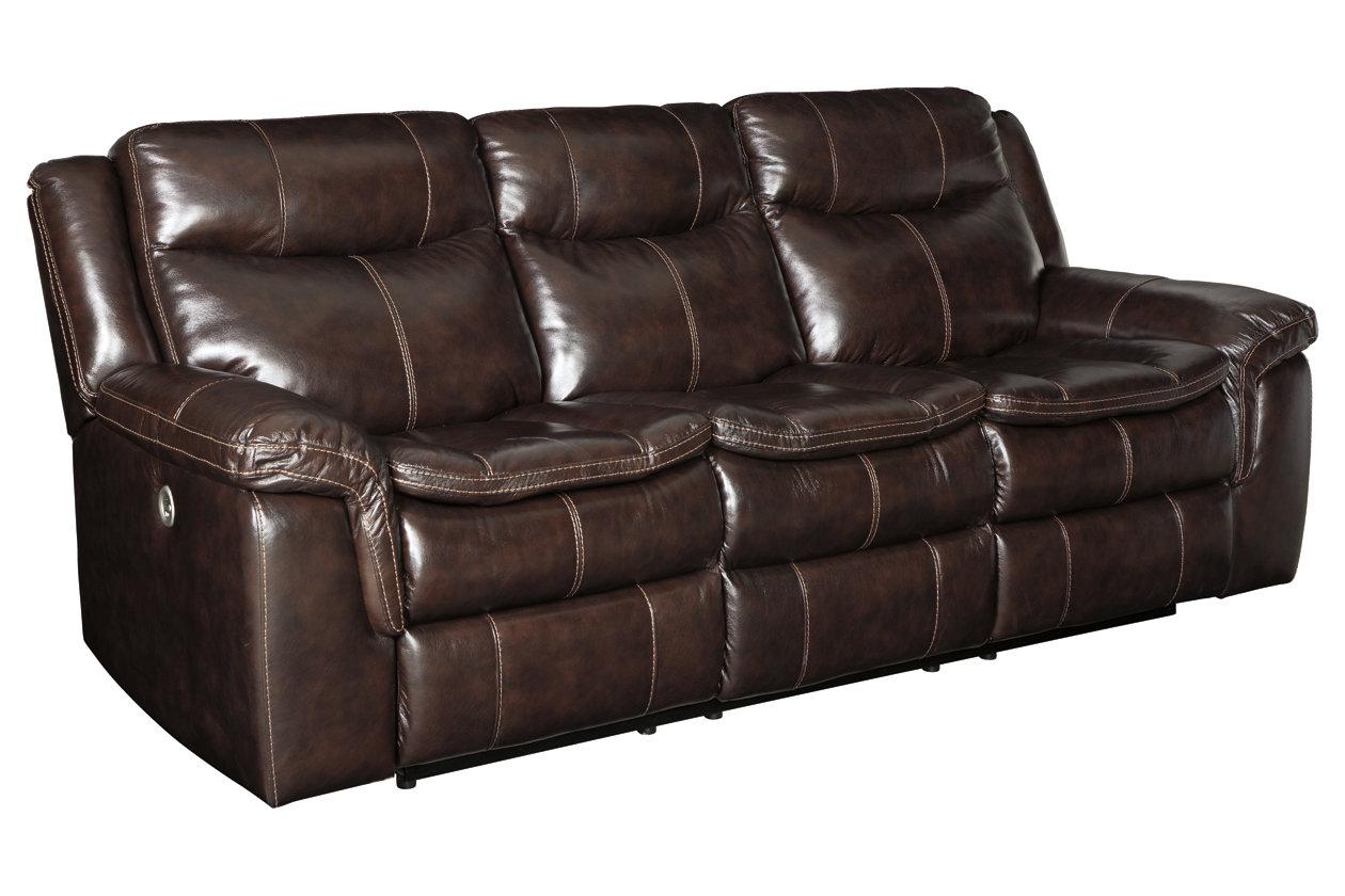 Lockesburg Power Reclining Sofa Ashley Furniture Homestore