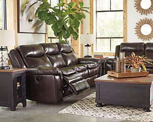 Lockesburg Reclining Sofa, , rollover