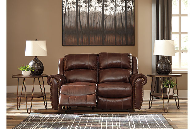 Bingen Reclining Loveseat, , large