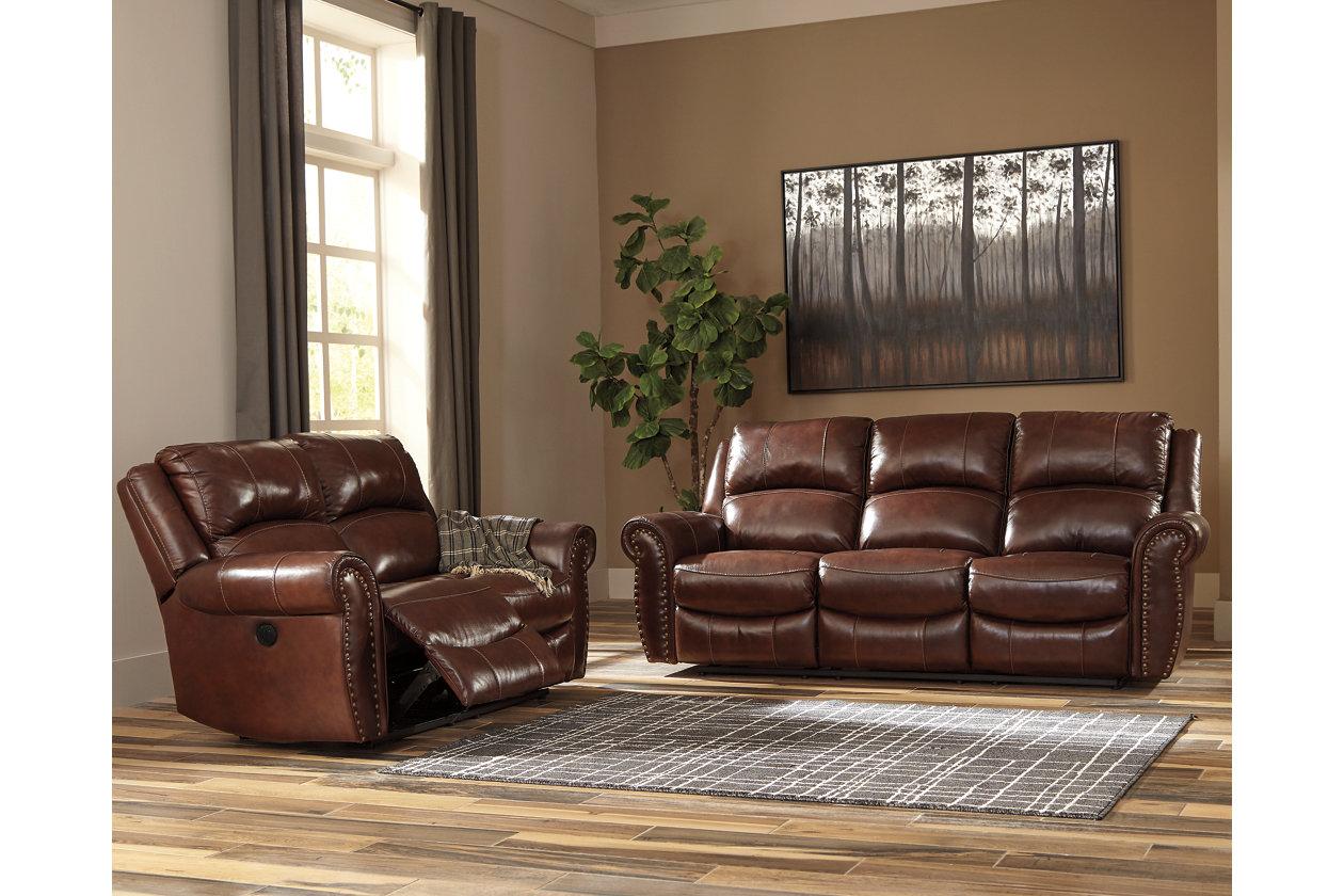 Peachy Bingen Power Reclining Sofa Ashley Furniture Homestore Short Links Chair Design For Home Short Linksinfo