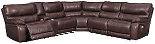 Muirfield 3-Piece Power Reclining Sectional, , large