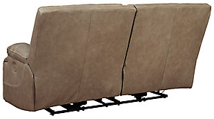 Ricmen Power Reclining Sofa, Putty, large