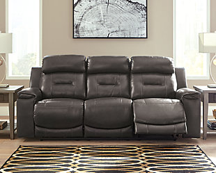 Pomellato Power Reclining Sofa, , rollover
