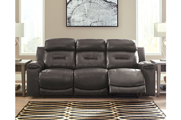 Pomellato Power Reclining Sofa, , large