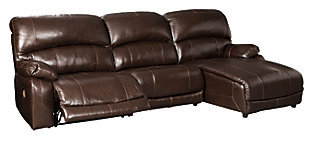 Hallstrung 3-Piece Power Reclining Sectional, , large