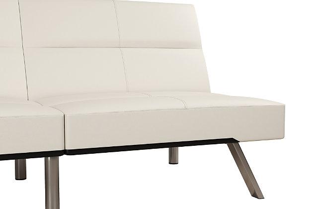 Stefan Futon, White, large