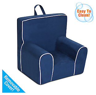 Toddler Classic Grab-n-go Foam Chair, , large