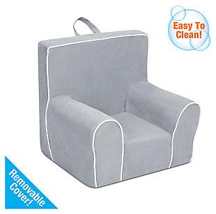 Toddler Classic Grab-n-go Pebbles Foam Chair, , large