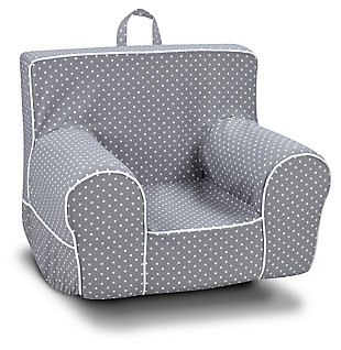 Toddler Mason Grab-n-go Foam Mini Dot Storm Chair, , large