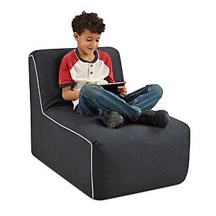 Kids Sergio Carbon Foam Lounger, , large