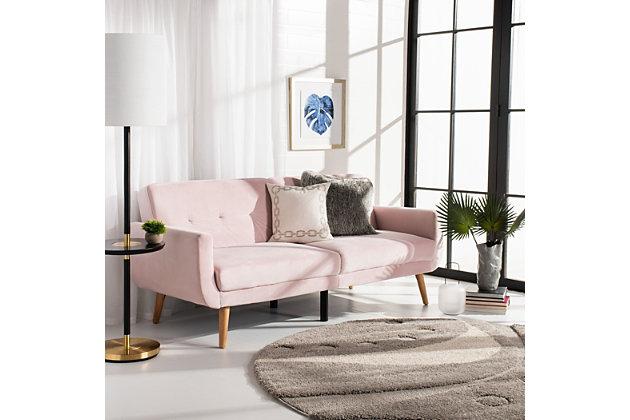 Safavieh Bushwick Foldable Futon Bed