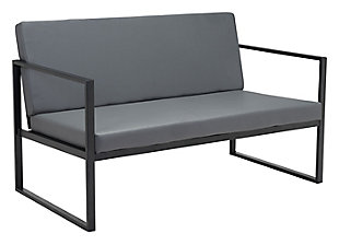 Claremont Claremont Sofa Gray, Gray, large