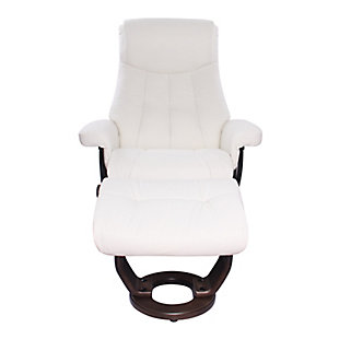StarLine Cadence Recliner and Ottoman Set, , large