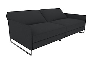 dhp pembroke convertible futon  large     dhp pembroke convertible futon   ashley furniture homestore  rh   ashleyfurniturehomestore