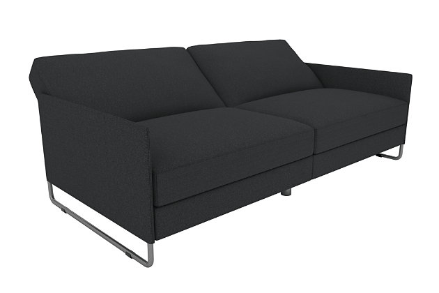 Dhp Pembroke Convertible Futon Ashley