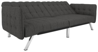Ashley Dhp Emily Convertible Sofa Sleeper Gray