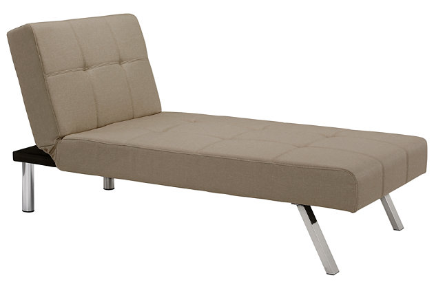 Layton Linen Chaise, , large