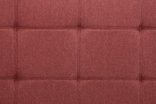 Layton Linen Chaise, Marsala, large
