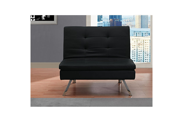 Zane Convertible Chair, , large