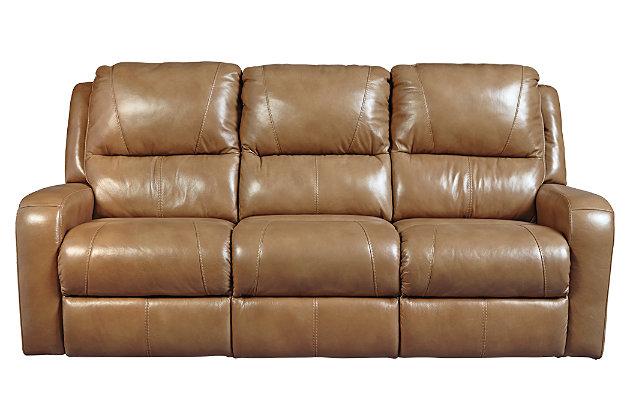 Roogan Reclining Sofa, , large