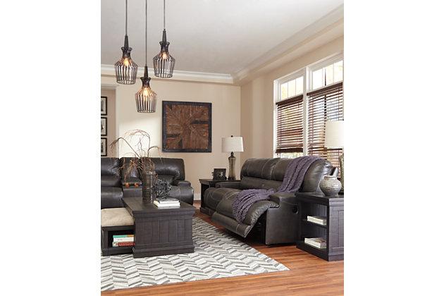 McCaskill Power Reclining Sofa, , large
