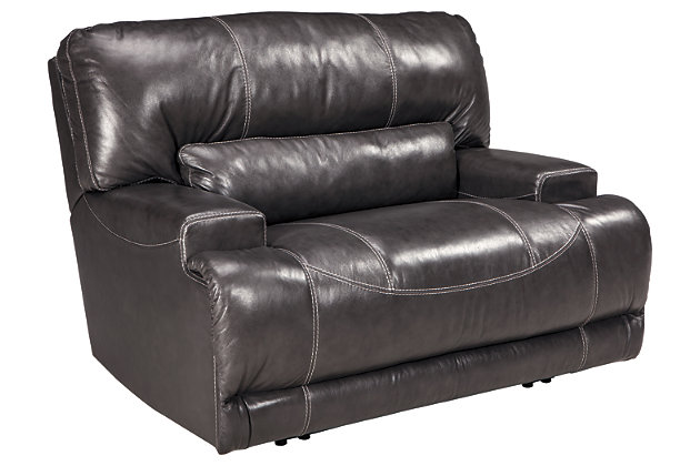 McCaskill Oversized Recliner, , large
