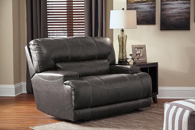 Mccaskill Oversized Power Recliner Ashley Furniture
