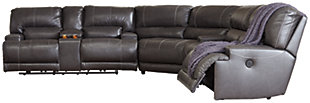 McCaskill 3-Piece Power Reclining Sectional, , large