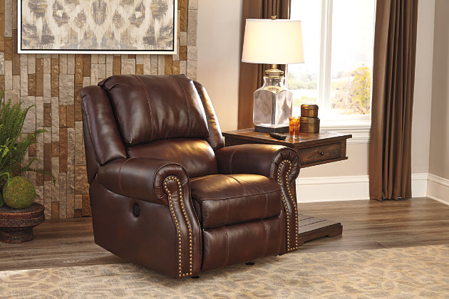 Home; Collinsville Power Recliner. Living room decorating idea with this furniture & Collinsville Power Recliner | Ashley Furniture HomeStore islam-shia.org