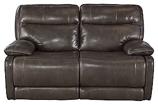 Palladum Power Reclining Loveseat, ...