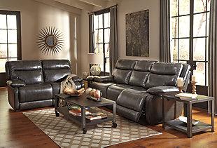 Palladum Power Reclining Sofa, , large