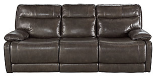 Palladum Power Reclining Sofa, , large