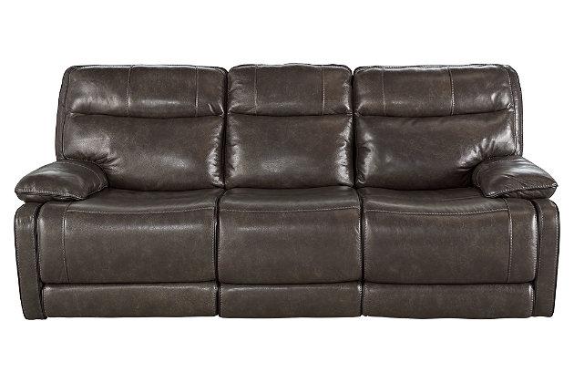 Palladum Reclining Sofa | Ashley Furniture HomeStore