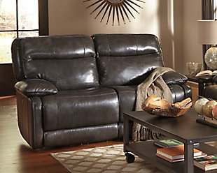 Palladum Power Reclining Loveseat, , large