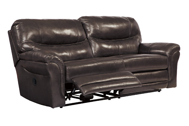 molly chocolate brown microfiber sofa bed