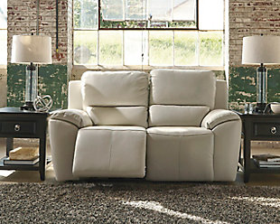 Valeton Power Reclining Loveseat, , rollover