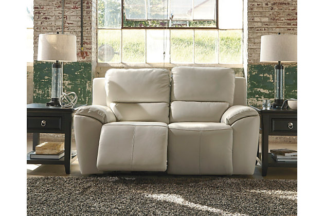 Valeton Power Reclining Loveseat, , large