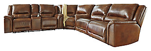 Jayron 3-Piece Reclining Sectional Non-Power, , large