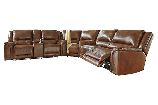 Jayron 3-Piece Sectional Non-Power, , large